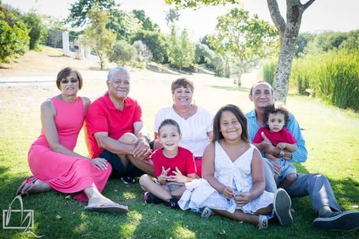 Grandparents and the grandkids