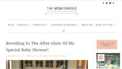 Mom diaries 1